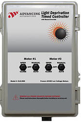 Light Dep Controller for Cannabis Greenhouses