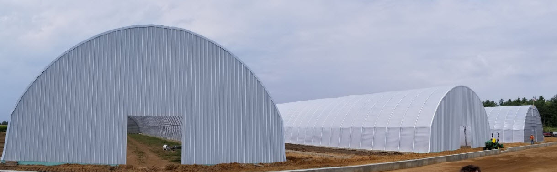 SolaWrap Greenhouses