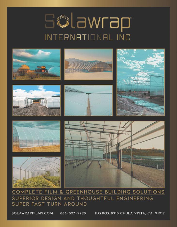 SolaWrap Greenhouses International