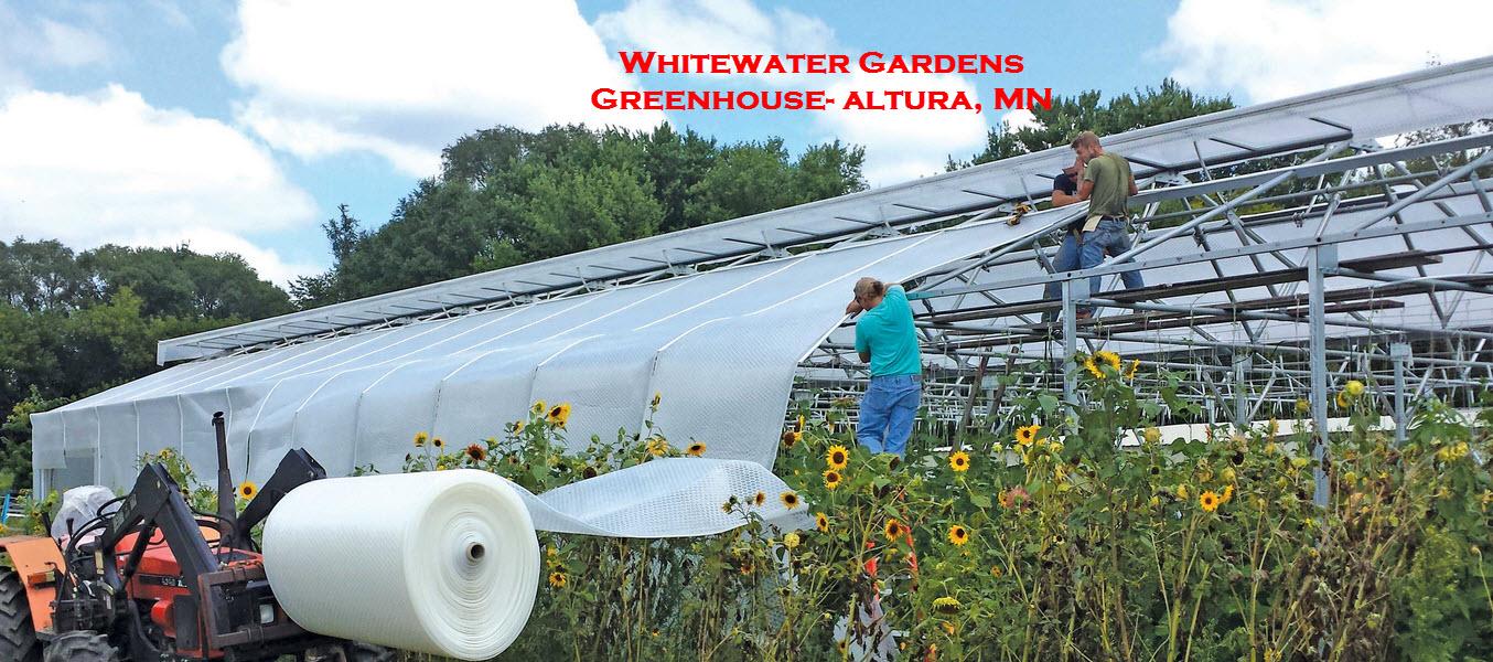 greenhouse plastic sheeting