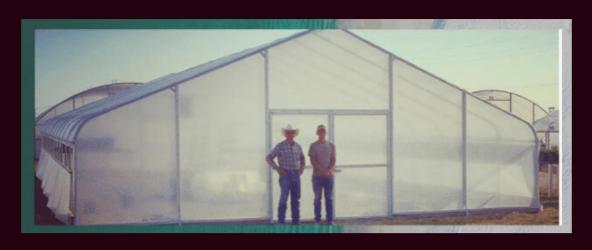 SolaWrap ™ Greenhouse Plastic Film